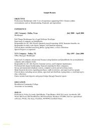 Bookkeeper Resume Sample Bestresume Com
