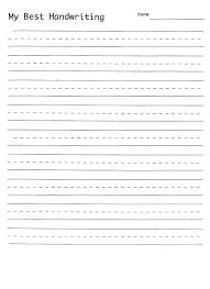 Handwriting Worksheets For Preschoolers