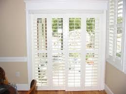 charming horizontal blinds for sliding doors patio door window treatments blinds for sliding glass