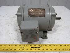 robbins myers motor robbins myers type lb vintage 440v 3 ph 184 frame 7 8