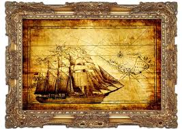 old world map wall tapestry historical hanging wallpaper vintage art