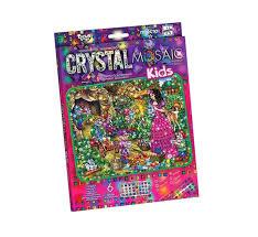<b>Danko</b> Toys Набор креативного творчества Crystal Mosaic Kids ...