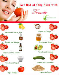 how to use tomato for oily skin care routine fast home reme s for oily skin