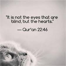 Blind Heart Shared By Khaled Hishma On We Heart It Extraordinary Blind Quotes