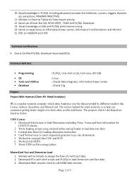 Resume Senior Etl Developer Resume Examples and Writing Tips SlideShare  Useful materials for etl architect