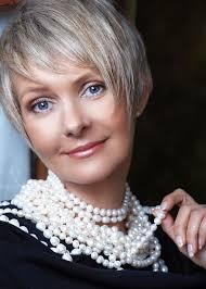 20 short hairstyles for older women cute haircuts for fine hair