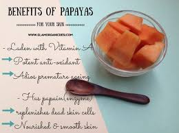 amazing skin benefits of papaya for skin homemade face mask beauty tips face