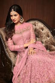 Latest Bollywood Salwar Suit Designs Beautiful Bollywood Salwar Suits With Heavy Embroidery