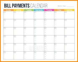 Payment Plan Spreadsheet Template