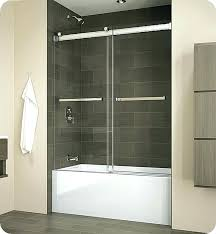 tub door installation cost this is sliding tub door pictures with bathtub doors installation cost in