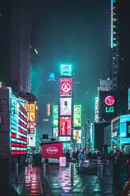 Neon City Wallpapers on WallpaperSafari