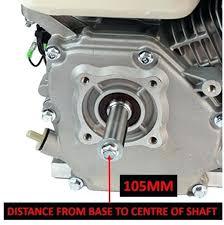 5 Hp Horizontal Shaft Engine Tecumseh 5hp Horizontal Shaft Engine ...