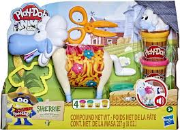 Купить Набор для лепки Play-Doh Animals <b>Овечка</b> (E77735L0) в ...
