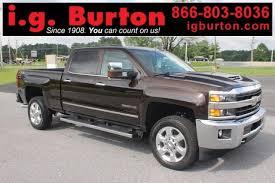 all 2019 Chevrolet Silverado 2500HD Vehicles at i.g. Burton ...