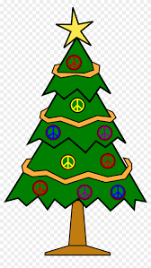 Christmas Tree Vector Clipart Christmas Logo Clip Art Hd