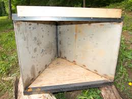 diy steel pellet trap update i made a snail style one airs s forum
