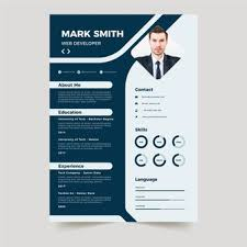 Cv tips cv formats cover letter personal statement personal qualities. Free Vector Minimalist Cv Template