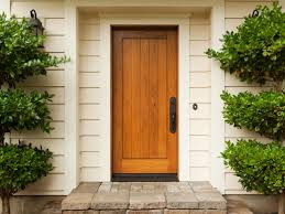 the pros and cons of a wood front door
