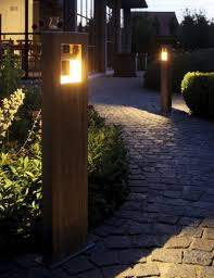 um size of landscape lighting bollard lights led bollard lights philips commercial outdoor bollard lighting