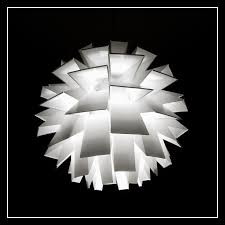 Homemade Lamp Shades   Norm69 Modern Lampshade - Unique Lamp Shades