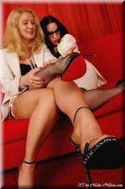 Lesbian Lovers Porn Legs