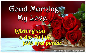 fresh good morning my love kiss images