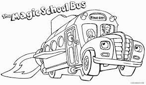 Small Picture Printable School Bus Coloring Page For Kids Cool2bKids Car