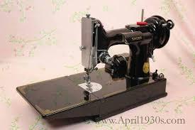 221 Singer Sewing Machine