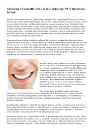 Smile Design Dental Newburgh Ny Choosing A Cosmetic Dentist In Newburgh Ny 6 Questions To Ask