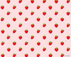 Kawaii Strawberry Wallpapers - Top Free ...