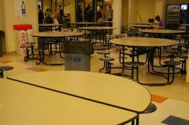 school lunch table. These School Lunch Table