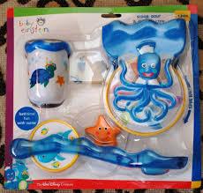 Baby einstein bath toys