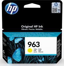 <b>Картридж HP 963</b> (3JA25AE), желтый, для <b>струйного</b> принтера ...