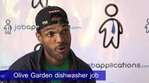 olive garden interview dishwasher 2