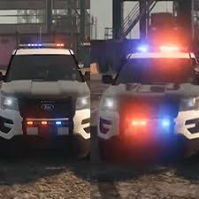 Lspdfr Lights Not Bright Better And Brighter Emergency Lights Visuals Data File
