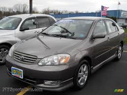 2004 Toyota Corolla S in Moonshadow Gray Metallic - 252911 ...