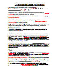 42 Retail Lease Agreement Template, Retail Lease Agreement Sample ...