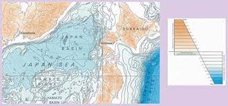 What Do The Colors Denote In A Bathymetric Chart Designing The User Interface Text Colour Images Moving