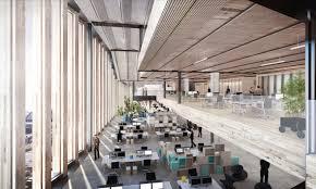 Apple new office design Entrance Architect Magazine Google London Hq Vs Apple Park Battle Of The Worlds Best Offices