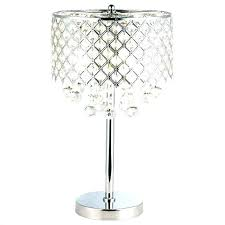 white chandelier table lamp mini diamond tadpoles in lighting fixtures dining room white chandelier table lamp