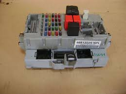 interior fuse box bsi fiat punto abarth 1 8 hgt 2001 image is loading interior fuse box bsi fiat punto abarth 1