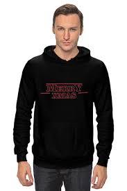 Толстовка Wearcraft Premium унисекс <b>Merry</b> X-mas #2331018 от ...