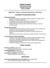 Tag Clerk Sample Resume