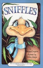 Robin James Illustrator Sniffles Serendipity Series By Stephen Cosgrove Illustrator Robin
