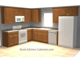 a sample kitchen cabinet plan today