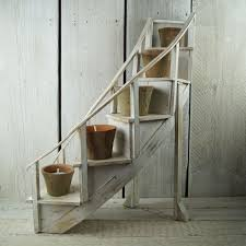 Wooden Ladder Display Stand Table Top Wooden Display Items Rustic Rentals 10