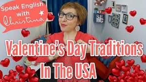 valentine s day in the usa american