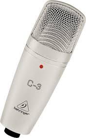 <b>Студийный микрофон Behringer</b> C-3, Беринжер в Москве ...