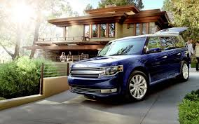 2013 Ford Flex Limited EcoBoost First Test Photo & Image Gallery