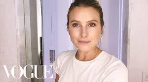 dree hemingway s real guide to no makeup makeup beauty secrets vogue